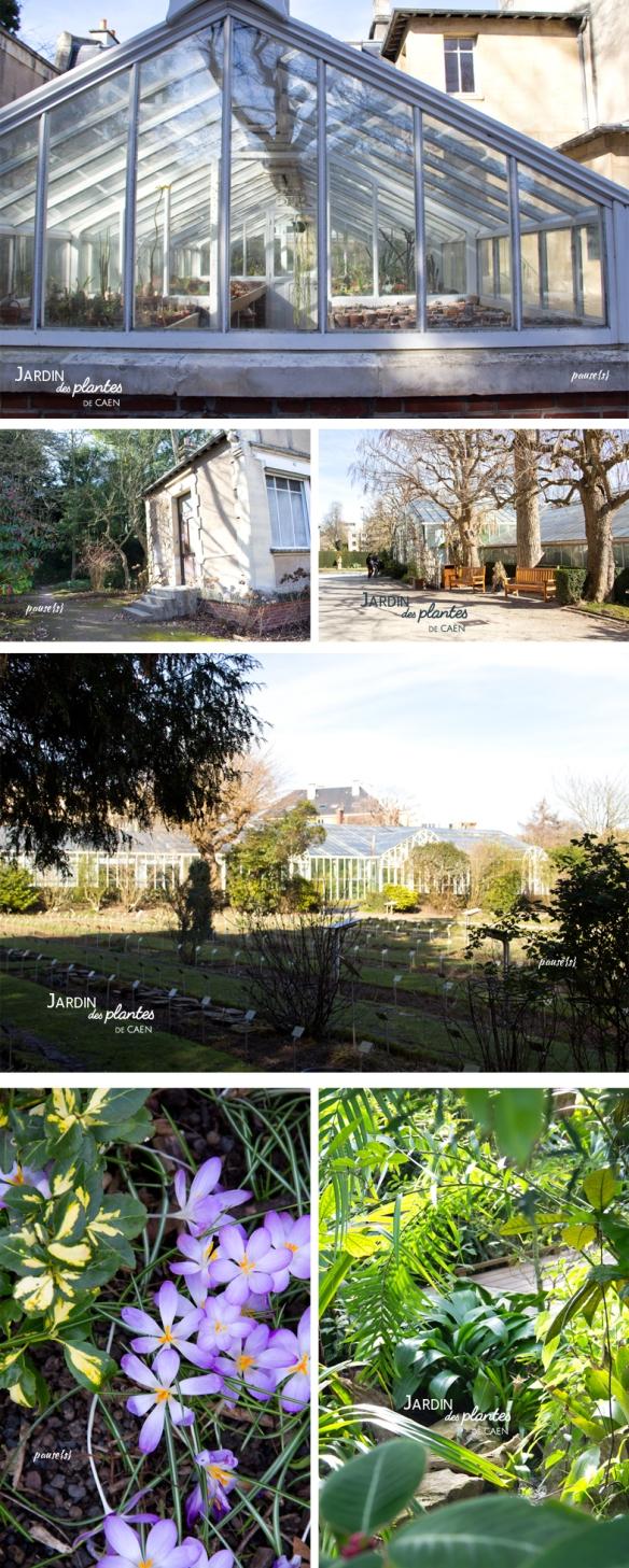Caen Le Jardin Des Plantes Pause